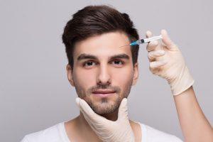 Tratamentos pele Masculina